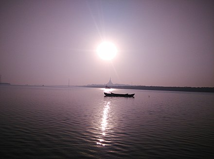 gorai creek If you are going to vipassana center, take the ferry towards essel world essel world and vipassana center entrances are adjacent.