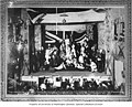 Palace Grand Theater stage scene with actors and orchestra portraying British imperial interests, Dawson, Yukon Territory (AL+CA 2775).jpg