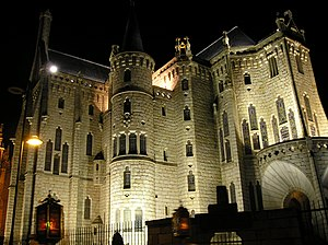 Roman Catholic Diocese of Astorga - Episcopal Palace of Astorga.