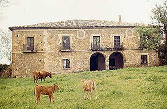 Noreña - Palacio del Rebollín