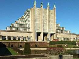 Palais Des Expositions Du Heysel