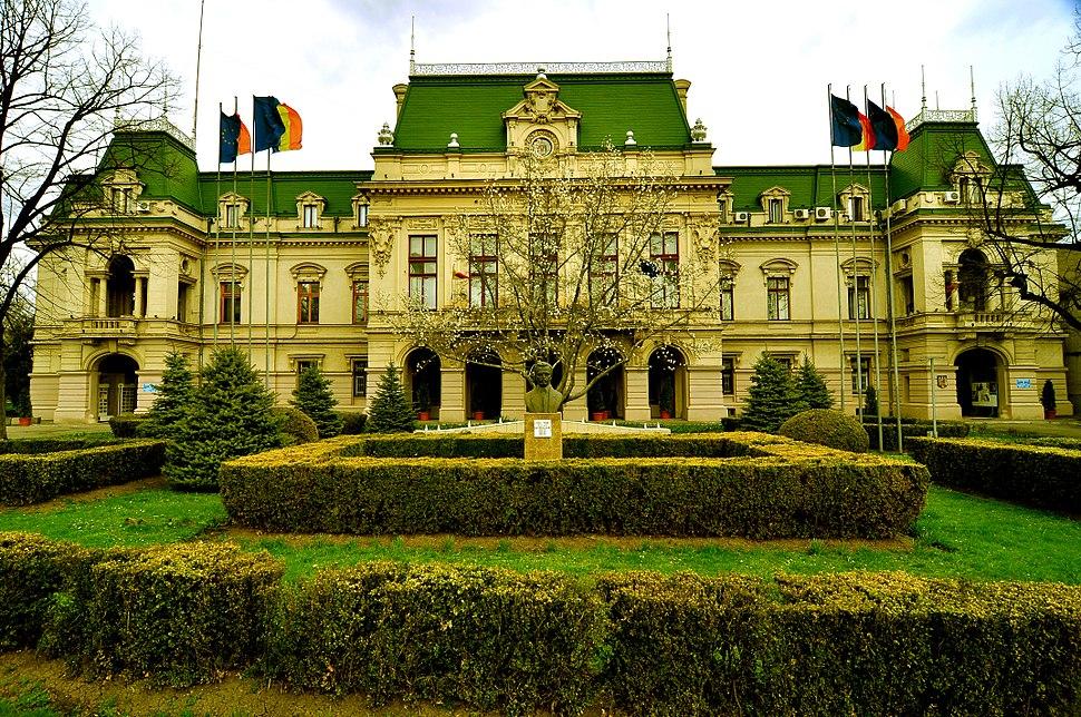 Palatul Roznovanu - Iasi