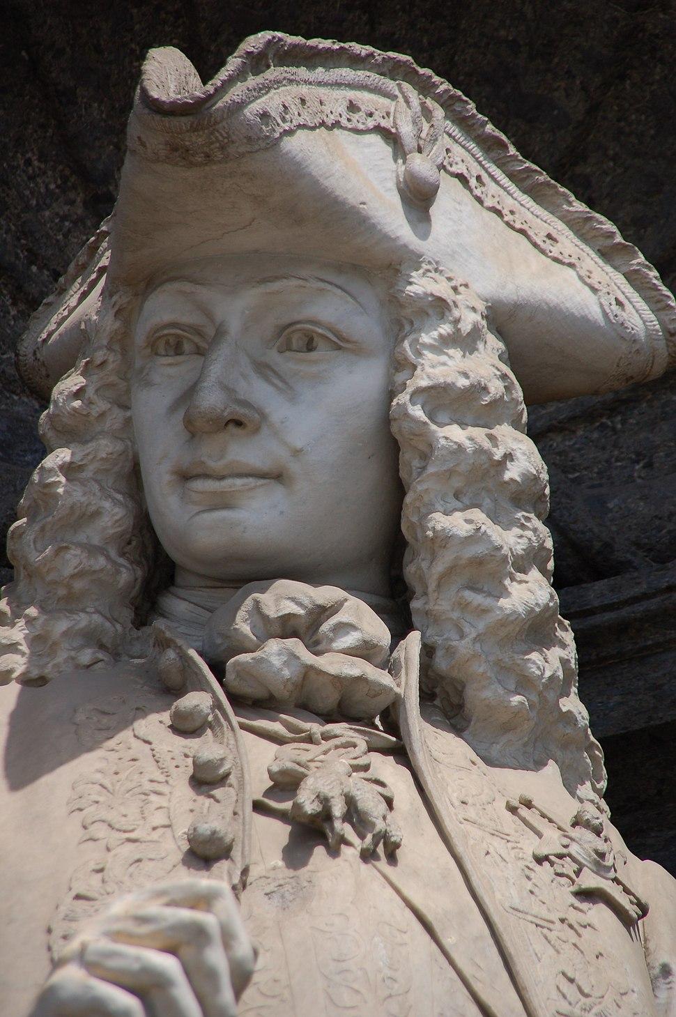 Palazzo Reale di Napoli - Carlo III di Borbone