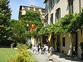 Palazzo dei frescobaldi, garden 02.JPG