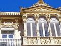Palencia - Calle Becerro Bengoa nº 5 (fachada en Calle Mayor) 06.jpg