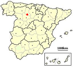 Palencia Spain location.png