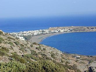 Palaiochora - Coastline