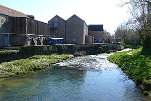 River Brit - River Brit at Palmers Brewery, Bridport