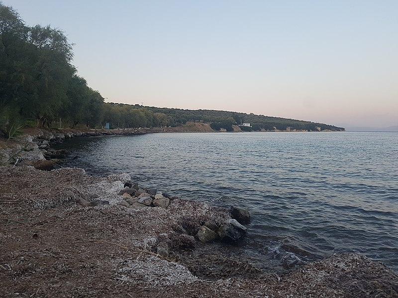 File:Pamfila Village in Lesvos.jpg