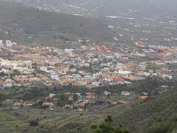 Panorámica del Valle de Tegueste, desde lo alto del Camino de la Orilla.JPG