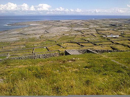 Panorama Inis Meáin