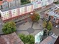 Panorama STARGARDU z tarasu widokowego na KATEDRZE. - panoramio - Czesiek11 (5).jpg
