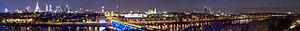 Panorama Warszawy by Night SS