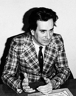 Paolo Portoghesi - Paolo Portoghesi in 1970