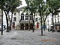 Paris, France, Theatre de l'Atelier (Place Charles Dullin).jpg