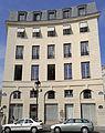 Paris - Place de l'Odéon - Immeuble n°1.JPG