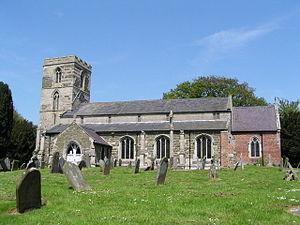 Huttoft - Image: Parish Church of St. Margaret, Huttoft geograph.org.uk 173284