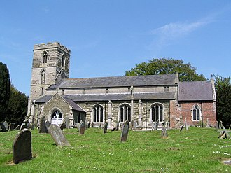 Huttoft - Image: Parish Church of St. Margaret, Huttoft geograph.org.uk 173284