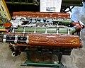 Parola Tank Museum 021 - T-72 M1 engine (37853499774).jpg