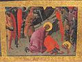 Parri spinelli, madonna della misericordia, 1435-37, predella con storie ss. lorentino e pergentino 03.JPG