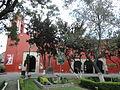 Parroquia de Santo Domingo de Guzmán, Ciudad de México 02.JPG
