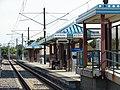 Passenger platform Midvale Fork Union Station, from NE.JPG