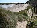 Path to the Llanddwyn Beach - geograph.org.uk - 858108.jpg