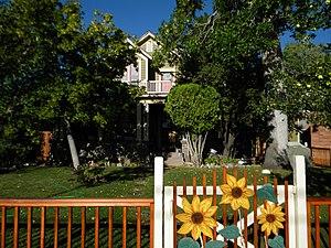 Patrick Ranch House (Reno, Nevada) - Image: Patrick Ranch House