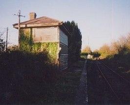 Patrickswell signal box