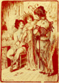 Paul Eugène Mesplès - Comedianți și Comediante, Furnica ian 1906.png