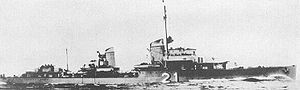 Type 1934A-class destroyer - Image: Paul Jakobi
