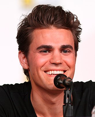 Paul Wesley - Paul Wesley at the 2012 Comic-Con in San Diego
