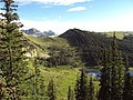 Pecos Baldy Lake with Truchas in Background (15586831676).jpg