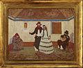 Pedro Figari - Baile en el rancho - Google Art Project.jpg
