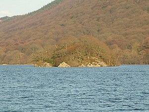 Peel Island, Cumbria - Peel Island
