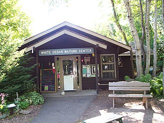 Peninsula State Park - White Cedar Nature Center