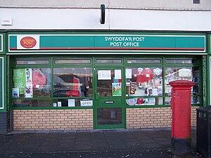 Penywaun - Penywaun Post Office