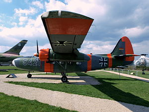 Percival Pembroke C.54 Luftwaffe 5421 pic1.JPG