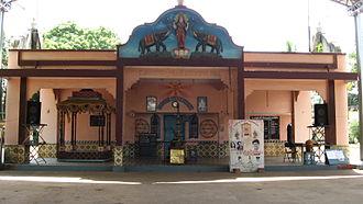 Punthalathazham - Peroor Sree Meenakshi temple