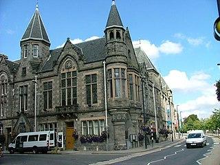 Municipal Buildings, Perth