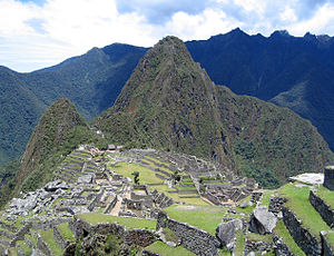 English: Peru Machu Picchu