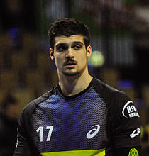 Petar Đorđić DKB Handball Bundesliga HSG Wetzlar vs HSV Hamburg 2014-02 08.jpg
