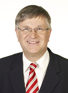 Peter Hintze German politician