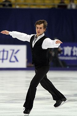 Peter Liebers na Cup of China 2010