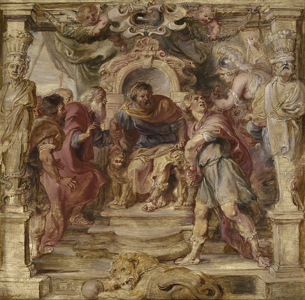 Peter Paul Rubens - The Wrath of Achilles - Google Art Project