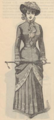 Peterson's Ladies National Magazine, June 1883 - women's fashion 04.png
