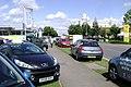 Peugeot dealership, Tachbrook Park Drive, Leamington - geograph.org.uk - 1414425.jpg