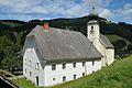 Pfarrhof, Pfarrkirche Gasen 01.jpg