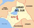 Ph locator lanao del sur butig.png