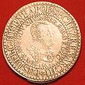 Philips II, Pronkdaalder 1567, geslagen in Gelre, Nijmegen.JPG